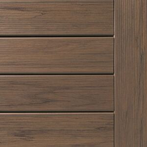 TimberTech Legacy Collection Pecan decking boards